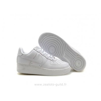 air force basse blanche pas cher