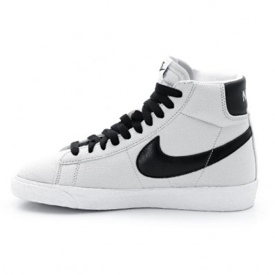 nike blanche basse femme pas cher