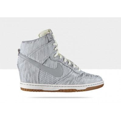 nike dunk grise