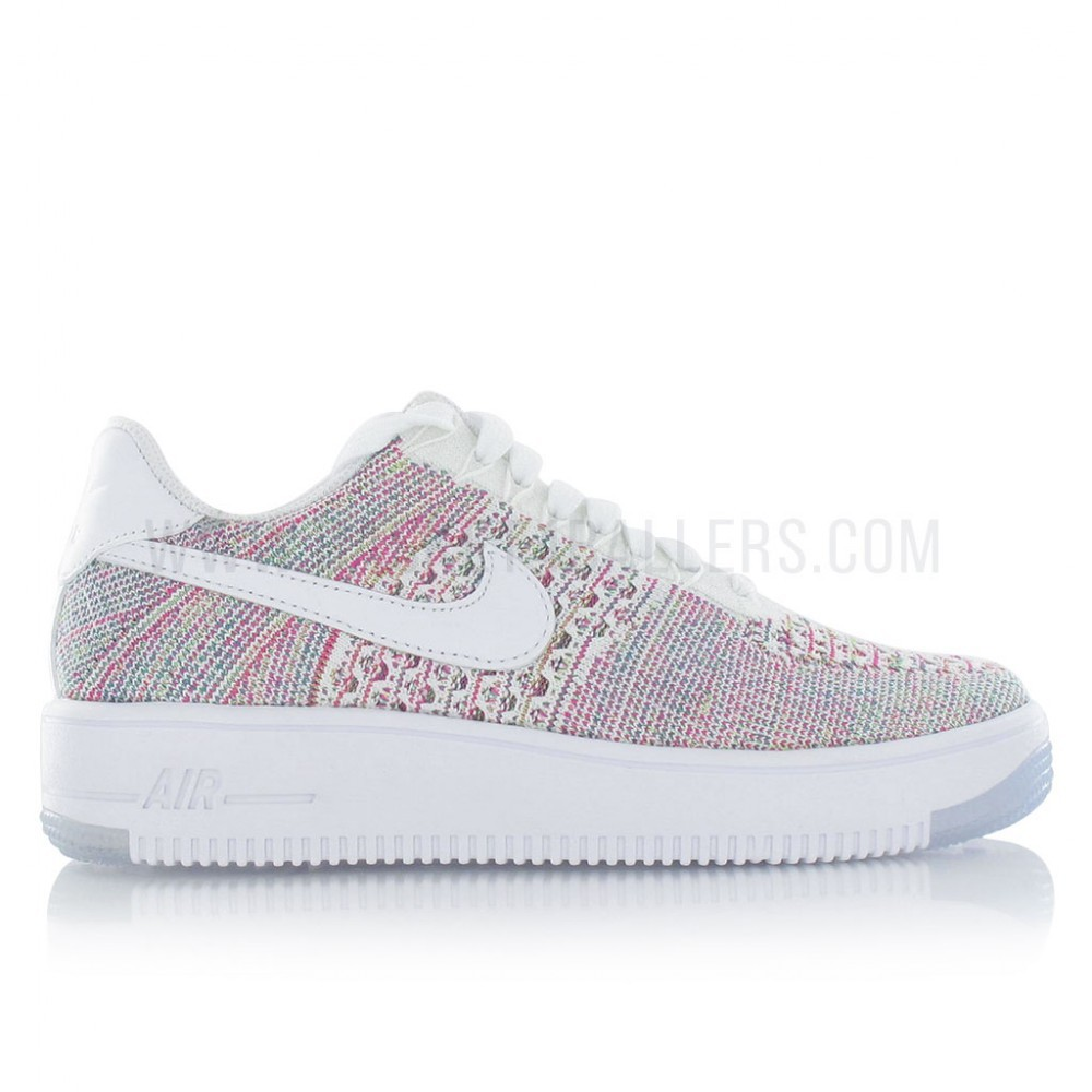 air force one nike femme rose