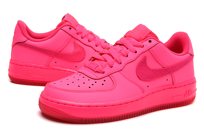 air force blanche et rose