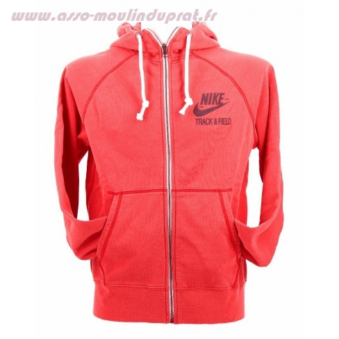 nike aw77 rouge
