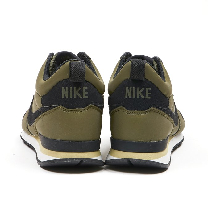 nike internationalist mid khaki